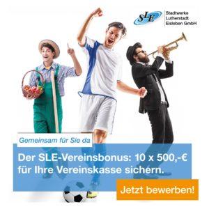 SLE als wichtiger Förderer des Sports, der Kultur und sozialer Projekte